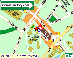 THOMSON GROVE | Location & Map