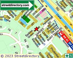 PORTOFINO | Location & Map
