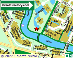 RIVERGATE | Location & Map