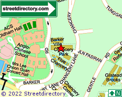CHANCERY PARK | Location & Map