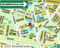 PHOENIX COURT | Location & Map