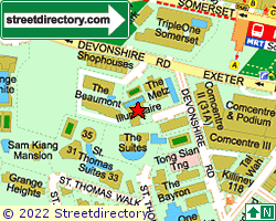 DEVONSHIRE LODGE | Location & Map