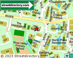 THE REGALIA | Location & Map