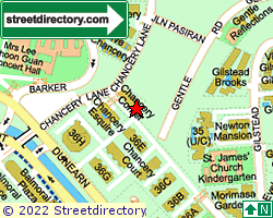 CHANCERY CORNER | Location & Map