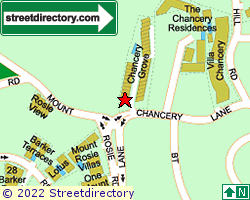CHANCERY GROVE | Location & Map