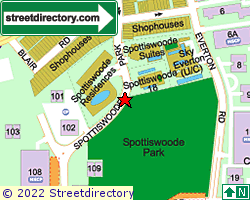 SPOTTISWOODE APARTMENT | Location & Map