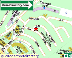 THOMSON GARDEN ESTATE | Location & Map