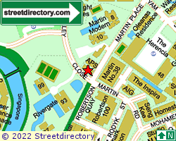 MARTIN EDGE | Location & Map