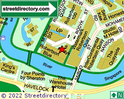8 RODYK | Location & Map