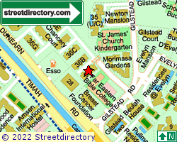 CHANCERY COURT | Location & Map