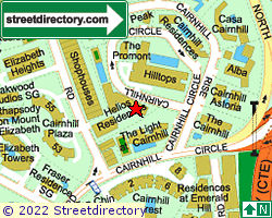 HELIOS RESIDENCES | Location & Map