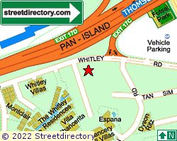 WHITLEYVILLE | Location & Map