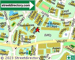 THE BOUTIQ | Location & Map