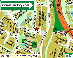 EMERALD HILL CONSERVATION AREA | Location & Map