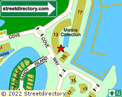 MARINA COLLECTION | Location & Map