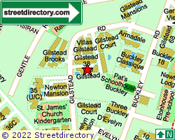 THE GILSTEAD | Location & Map