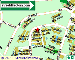 VILLAS @ GILSTEAD | Location & Map