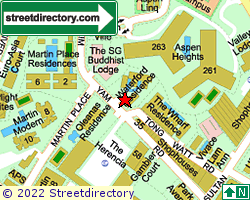WATERFORD RESIDENCE | Location & Map