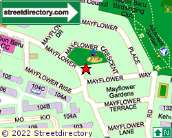 MAYFLOWER VILLE | Location & Map