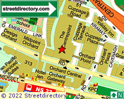CENTREPOINT | Location & Map
