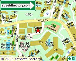 ASPEN LINQ | Location & Map