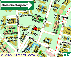 BUCKLEY MEWS | Location & Map