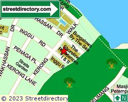 THE SHORELINE RESIDENCES I | Location & Map