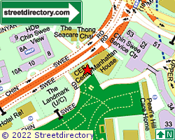 SAN CENTRE | Location & Map
