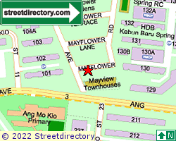 MAYFLOWER GARDENS | Location & Map