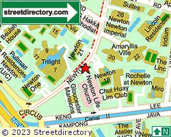 MIRAMAR MANSION | Location & Map