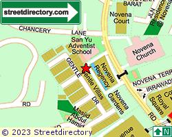 NOVENA REGENCY | Location & Map