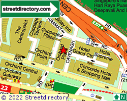 ORCHARD PLAZA | Location & Map