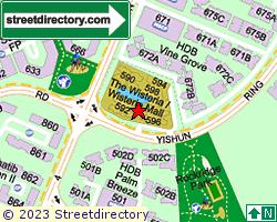 WISTERIA MALL | Location & Map