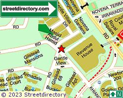 GENTLE VILLAS | Location & Map