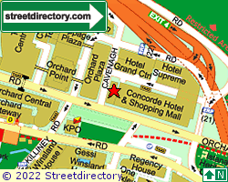 CONCORDE HOTEL AND SHOPPING MALL | Location & Map