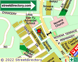 NOVENA VILLE | Location & Map