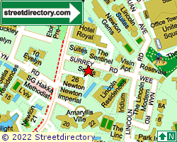 SUITES @ SURREY | Location & Map