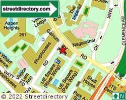 RIVERTREES RESIDENCES | Location & Map