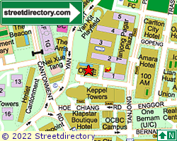 EL CENTRO | Location & Map