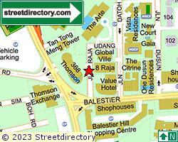 BALESTIER COURT | Location & Map