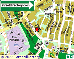 CRAIG PLACE | Location & Map