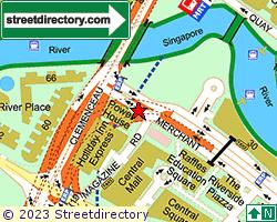 MERCHANT SQUARE | Location & Map