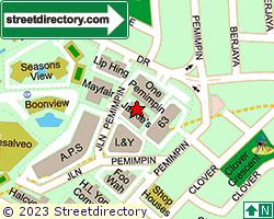 JACKIE'S ENTERPRISES BUILDING | Location & Map