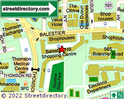 BLK 2, Balestier Road | Location & Map