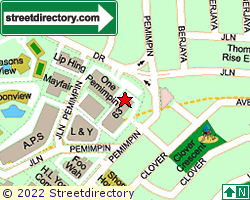 PEMIMPIN INDUSTRIAL BUILDING | Location & Map