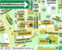 EASTPAC BUILDING | Location & Map