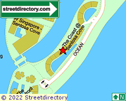 THE COAST AT SENTOSA COVE | Location & Map