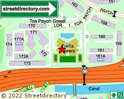 TRELLIS TOWERS | Location & Map