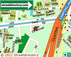 CURZON LODGE | Location & Map