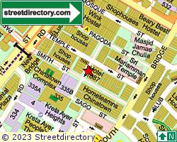 ROYAL AT CHINATOWN | Location & Map